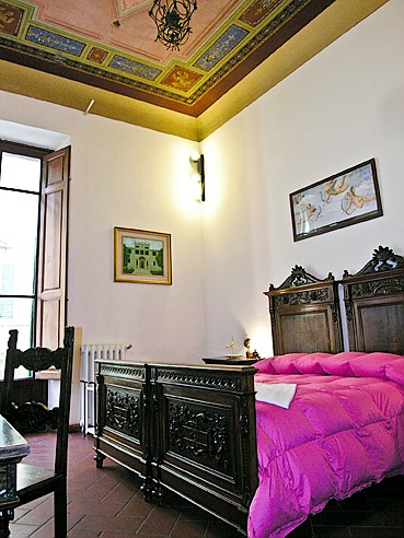 Soggiorno Panerai B & B - Bed and Breakfast in historical center of Florence