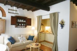 Rosa Apartment in Florence (2+) in the heart of Florence