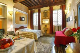 Wellness flat Florence (sleeps 2+3)